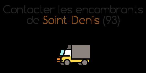 contact encombrant saint denis 93