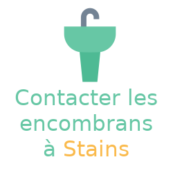 encombrants Stains