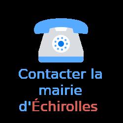 contact mairie Échirolles