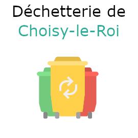 déchetterie Choisy-le-Roi
