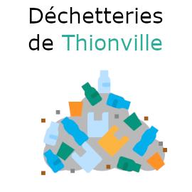 déchetteries Thionville