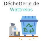 déchetteries Wattrelos