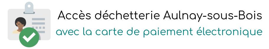 dechettereie Aulnay-sous-Bois