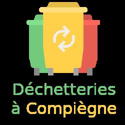 Déchetteries Compiègne