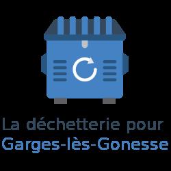 déchetterie Garges-lès-Gonesse