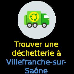 déchetteries Villefranche-sur-Saône