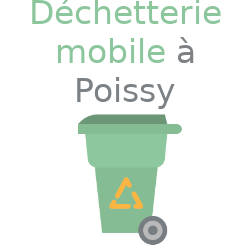 déchetterie mobile poissy