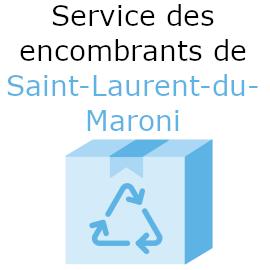 encombrants Saint-Laurent-du-Maroni