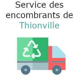 encombrants Thionville