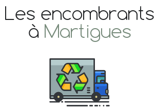encombrant martigues
