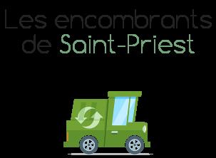encombrant saint priest