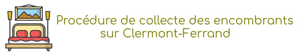 encombrants clermont-ferrand