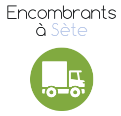 encombrants sete