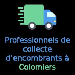 professionels collecte encombrants Colomiers