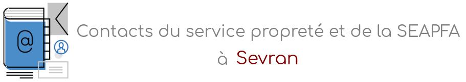 service proprete sevran